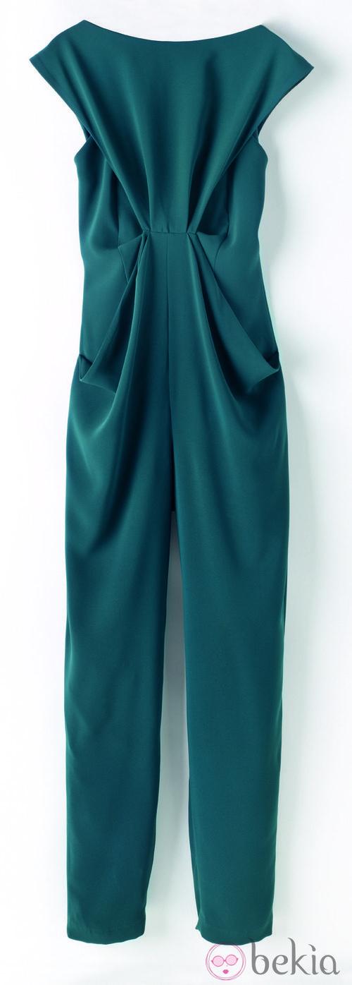 Jumpsuit de la colección de Juanjo Oliva para Elogy otoño/invierno 2013/2014