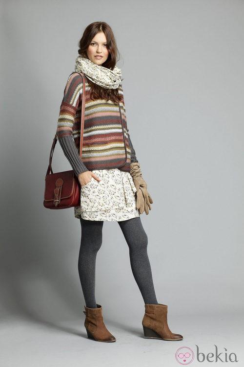 Jersey de punto de la colección otoño/invierno 2013/2014 de Indi&Cold