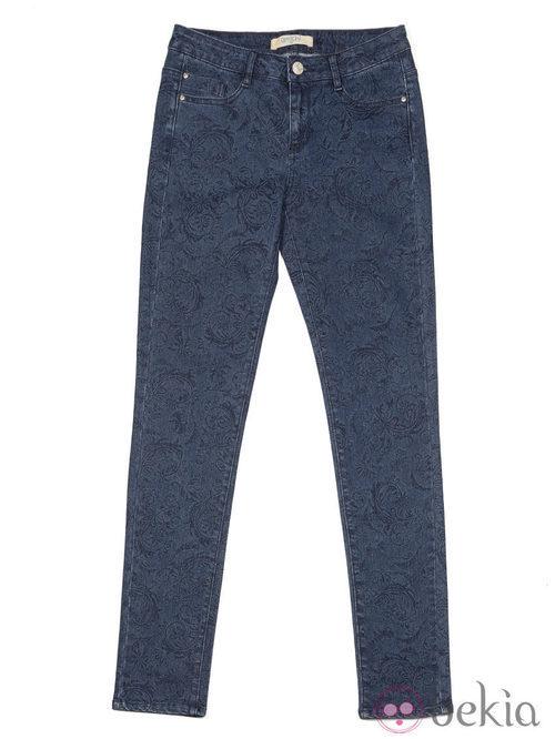 Pantalón denim de la colección otoño/invierno 2013/2014 de Amichi
