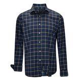 Camisa de cuadros de la colección otoño/invierno 2013/2014 de Emidio Tucci