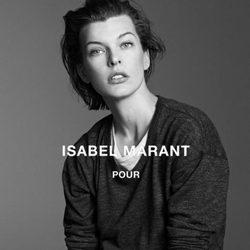 Mila Jovovich presenta la colección de Isabel Marant para H&M