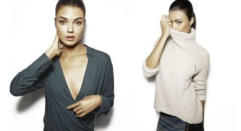 Look de la colección Fall 2013 de Suiteblanco