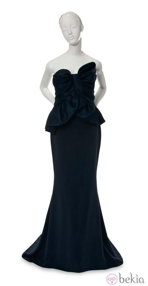 Vestido inspirado en Ariel de La Sirenita de Marchesa