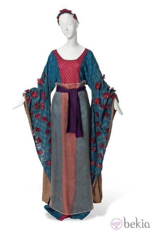 Vestido inspirado en Mulán de Missoni