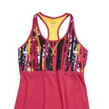 Camiseta rosa de la colección Reebok Aerobics