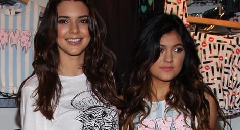 Kendall y Kylie Jenner presentan su colección 'Kendall&Kylie' para PacSun