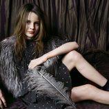 Vestido de niña de la colección otoño/invierno 2013/2014 de Sisley Young