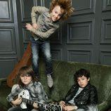 Propuestas para niños de la colección otoño/invierno 2013/2014 de Sisley Young