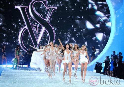 Carrousel final del Victoria's Secret Fashion Show 2013