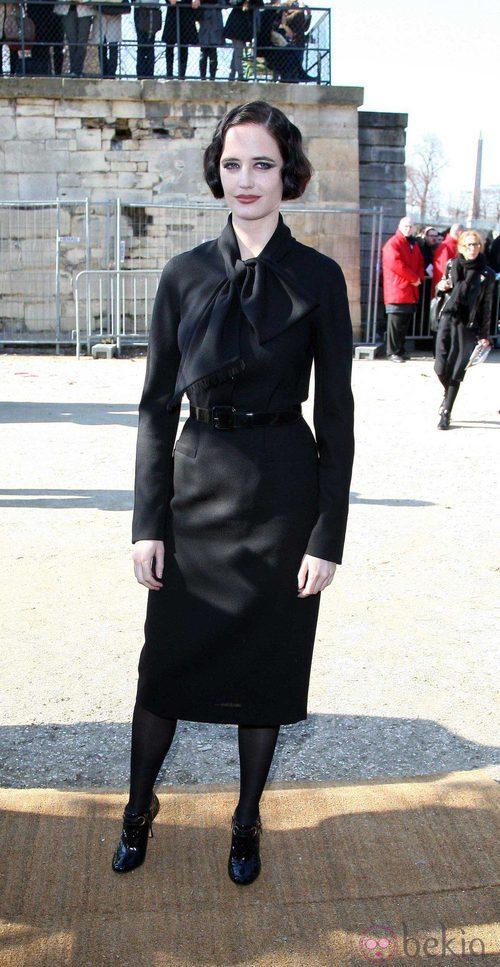 Eva Green con look años veinte