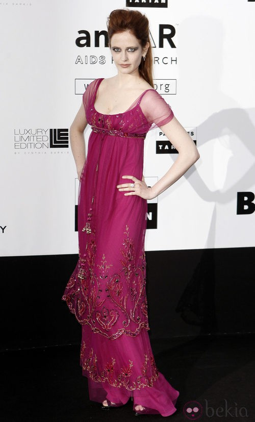 Eva Green de Christian Dior, colección otoño 2009