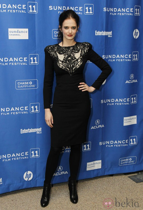 Eva Green en el Festival de Sundance de 2011