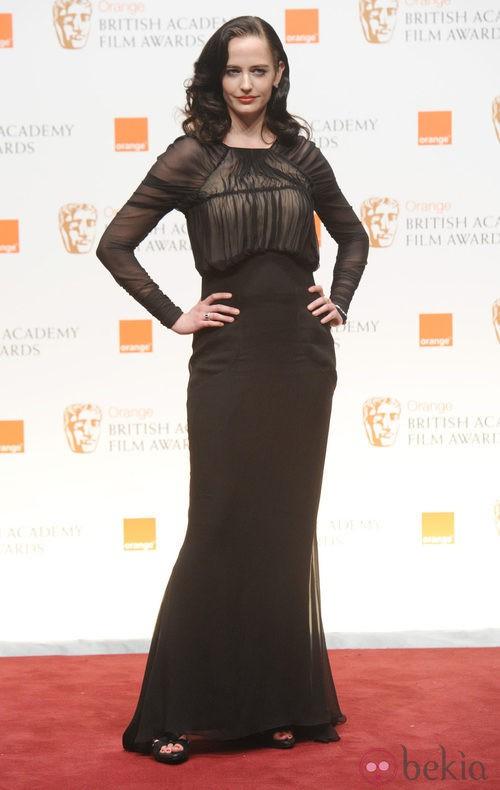 Eva Green en los premios de BAFTA 2011