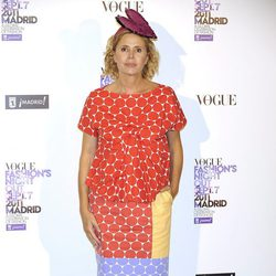 Agatha Ruiz de la Prada en la Vogue Fashion's Night Out 2011