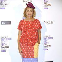 Agatha Ruiz de la Prada en la Vogue Fashion's Night Out 2011