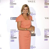 Cari Lapique en la Vogue Fashion's Night Out 2011