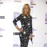 Carmen Lomana de Dolce & Gabbana en la Vogue Fashion's Night Out 2011