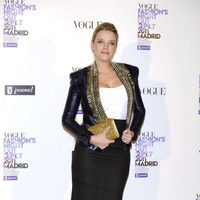 Carolina Bang de Balmain en la Vogue Fashion's Night Out 2011