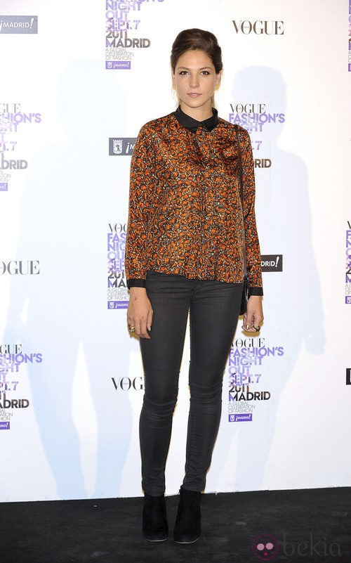 Paloma Bloyd de Bimba & Lola en la Vogue Fashion's Night Out 2011