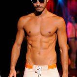 Boxer naranja de baño de 2(X)ist para verano de 2012