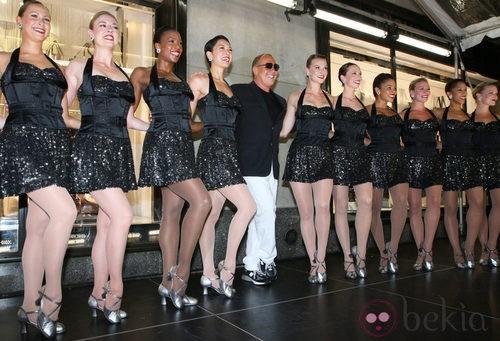 Michael Kors en la Vogue Fashion's Night Out de Nueva York