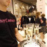 Copas en Juicy Couture durante la Vogue Fashion's Night Out 2011 de Nueva York