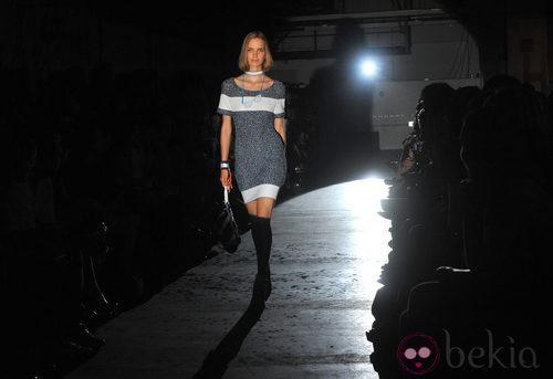 Vestido de punto de Rag & Bone, colección primavera de 2012
