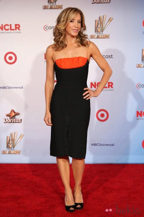 Felicity Huffman en los premios ALMA 2011