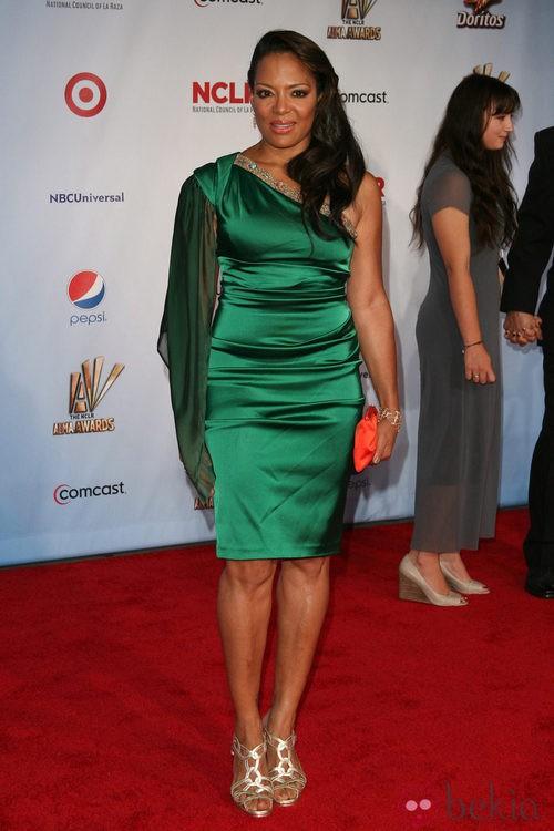 Lauren Velez en los premios ALMA 2011