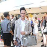 John Weir en la Mercedes-Benz Fashion Week, colecciones de primavera de 2012
