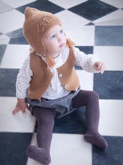 Look de la colección otoño/invierno 2013/2014 de Bonnet à Pompon