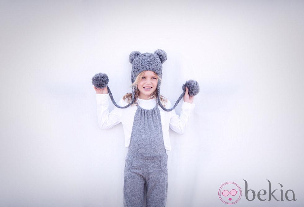 Mono de vestir de la colección otoño/invierno 2013/2014 de Bonnet á Pompon