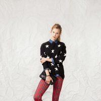 Pantalón tartán de la línea Scotch Rebel de la colección otoño/invierno 2013/2014 de Springfield