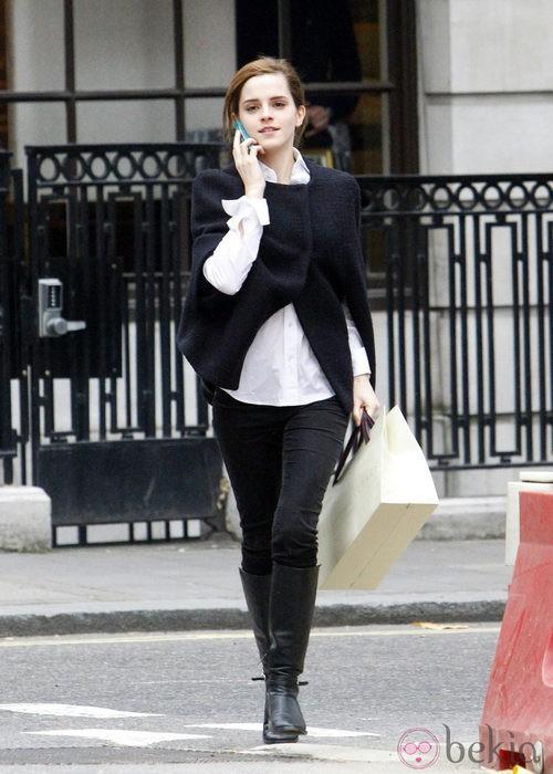 Emma Watson, fiel a Stella McCartney