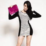 Pilar Rubio con un vestido de Glamorous