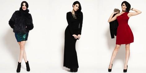 Pilar Rubio con un vestido largo de Vila
