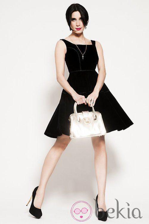 Pilar Rubio con vestido de Kling
