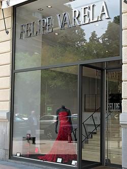 Tienda de Felipe Varela de Madrid