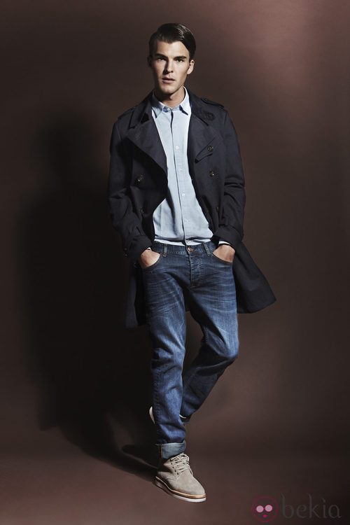 Jeans de la colección otoño/invierno 2013/2014 de Adolfo Dominguez