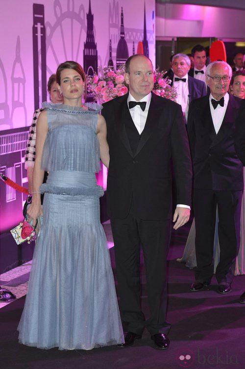 Carlota Casiraghi con un vestido de Chanel
