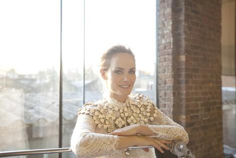 Amber Valetta, embajadora de la línea Conscious de H&M