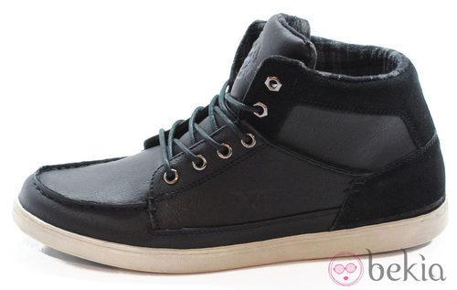 Zapatillas de color negro de la colección otoño/invierno 2013/2014 de Xti