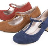 Zapatos de la colección invierno 2014 de Alex Silva