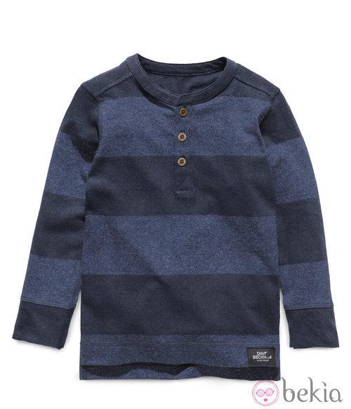 Camiseta de pijama para niño de la colección infantil de David Beckham para H&M