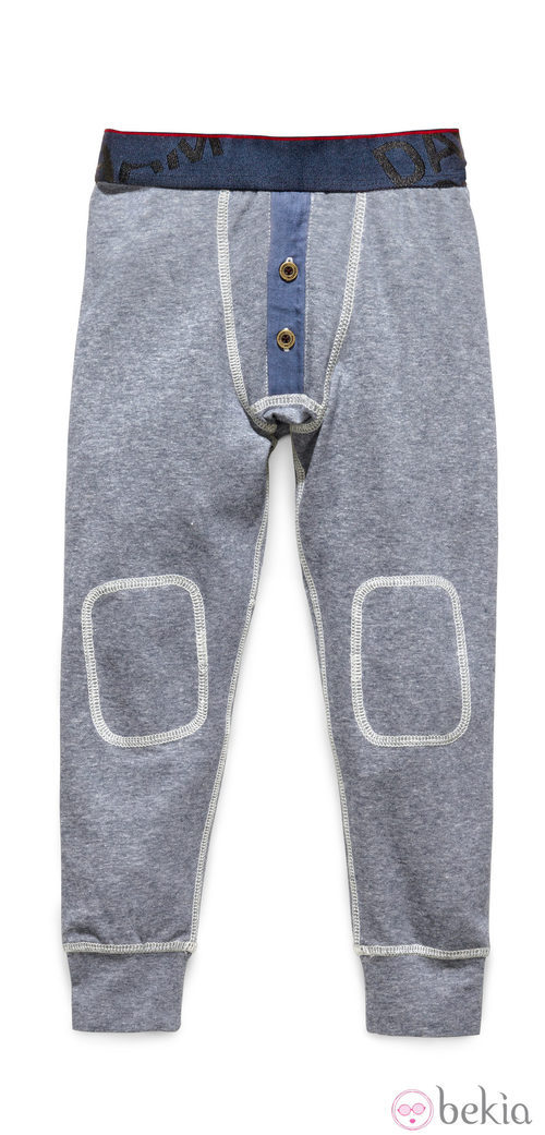 Pantalón de pijama de la colección infantil de David Beckham para H&M