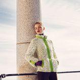 Chaqueta de la colección invierno 2014 de Laura Bernal