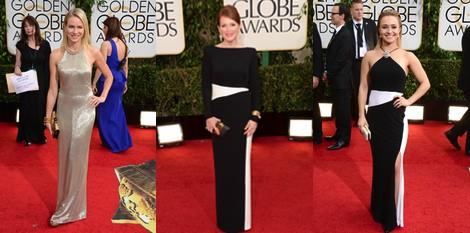 Celebrities con vestidos y diseños de Tom Ford en las alfombras rojas