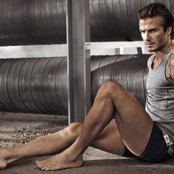 Campaña de la colección primavera/verano 2014 Bodywear de David Beckham para H&M