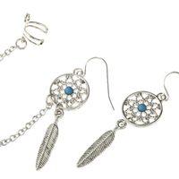 Pendientes de la línea 'Indian Ocean' de la colección primavera/verano 2014 de Claire's