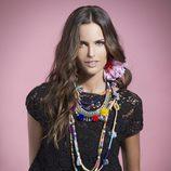 Izabel Goulart imagen de la colección primavera/verano 2014 de Suiteblanco